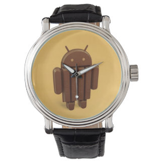 KitKatの時間! 腕時計