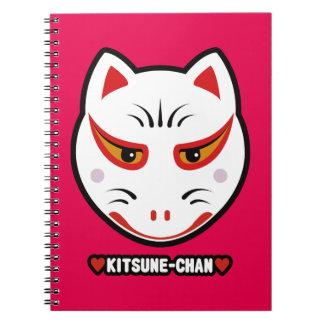 ♥Kitsune-Chan♥ ノートブック