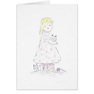 Kitten_friend カード