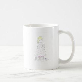 Kitten_friend コーヒーマグカップ