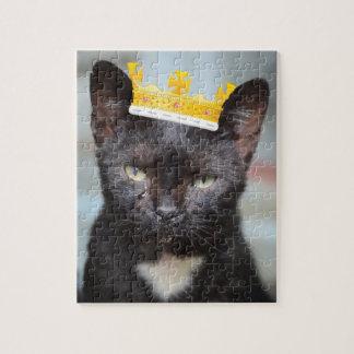 Kittie悲しく小さい王子 ジグソーパズル