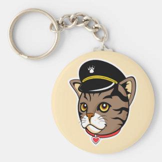Kitty Keychain大尉 キーホルダー