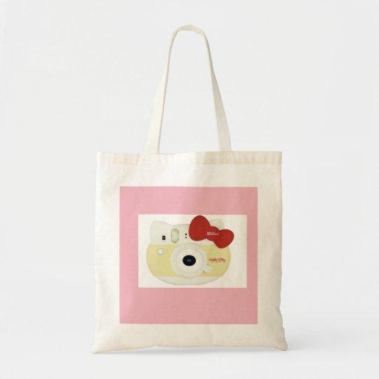 kityちゃんのバッグ 可愛い トートバッグ