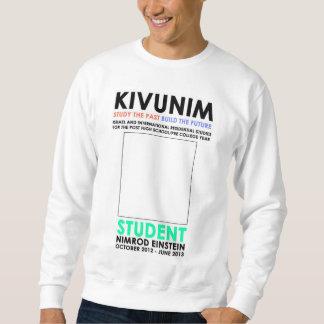Kivunim 2012年の-2013例 スウェットシャツ