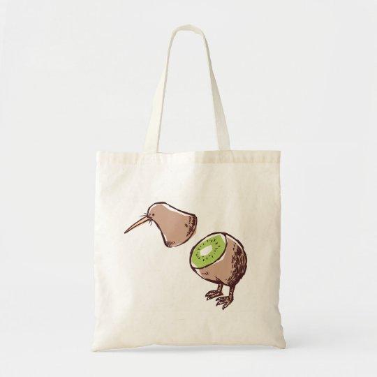 Kiwi bird トートバッグ