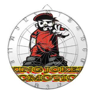 KJPのロゴ ダーツボード