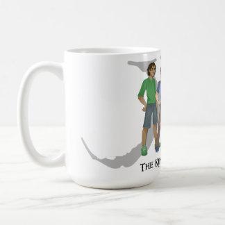 KKのキャラクターMug1 コーヒーマグカップ