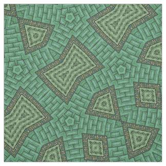 Klaatuの緑 ファブリック
