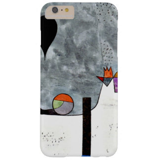 Kleeの絵画-冬 Barely There iPhone 6 Plus ケース