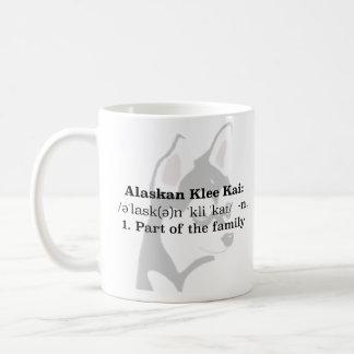 KleeアラスカのKaiのマグ コーヒーマグカップ