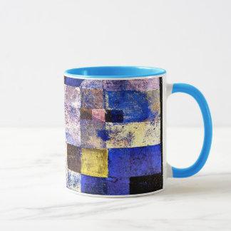 Klee-の月光、パウル・クレーの絵画 マグカップ