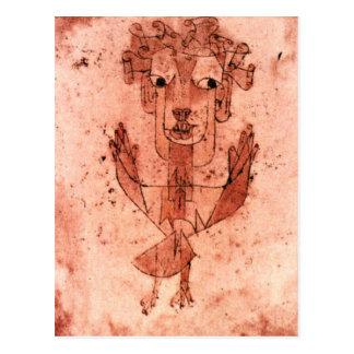 Klee -新しい天使(お告げの祈りNovus) ポストカード