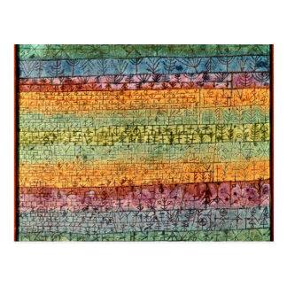 Klee -木子供部屋 ポストカード