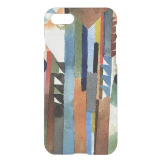 Klee - Der Waldのderのaus dem Samenkomのenstand iPhone 8/7 ケース