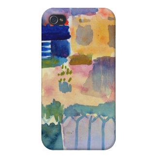 Klee - St Germainの庭 iPhone 4/4S ケース