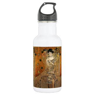 KlimtのアデールBloch-Bauerのポートレート ウォーターボトル
