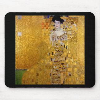 "Klimt , "" Adele Bloch-Bauer I "" マウスパッド"