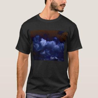 KLMによる上昇の無秩序の積雲 Tシャツ