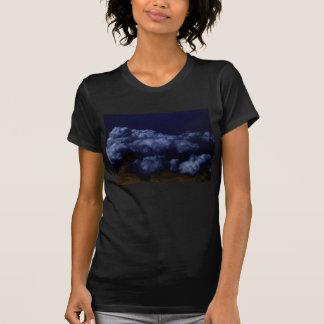 KLMによる月明りの積雲のcongestus 2 Tシャツ
