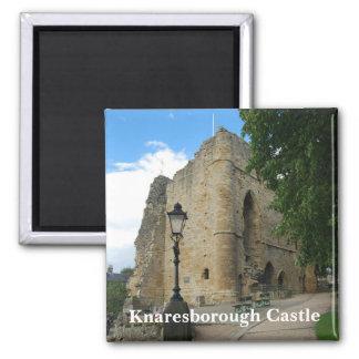 Knaresboroughの城の磁石 マグネット