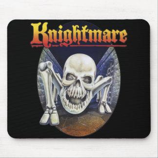 Knightmare Mouse4のパッド。 挑戦を打つことができますか。 マウスパッド