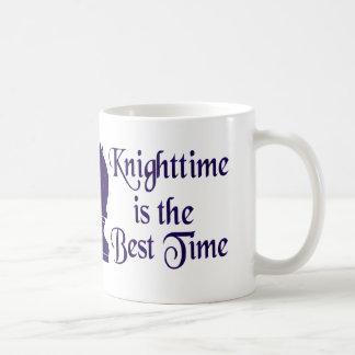 Knighttime コーヒーマグカップ