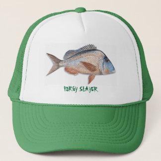 knobbedporgy、鯛の殺害者 キャップ