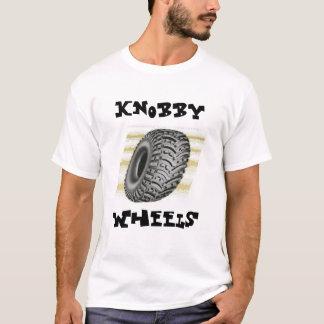 Knobby車輪 Tシャツ