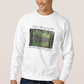 knoll湖のアリゾナのTシャツ スウェットシャツ