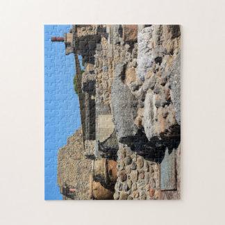 Knossos宮殿はクレタギリシャ8x10のパズルを台無しにします ジグソーパズル
