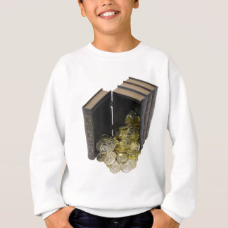 KnowledgeIsGolden082309 スウェットシャツ