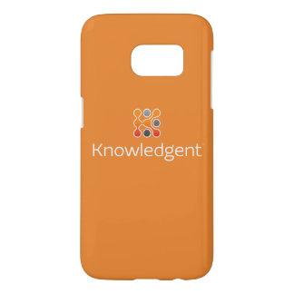 Knowledgent Samsungの銀河系S7の電話箱 Samsung Galaxy S7 ケース