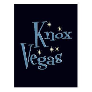 KnoxVegas ポストカード