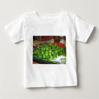 Knoxvilleの動物園032.JPGの緑コショウの装飾 ベビーTシャツ