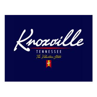 Knoxvilleの原稿 ポストカード