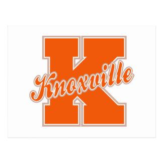 Knoxvilleの手紙 ポストカード