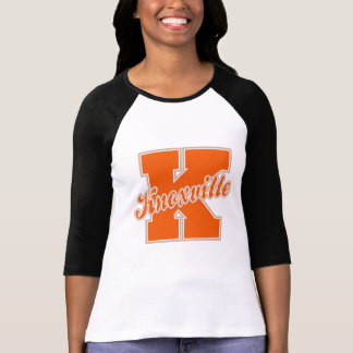 Knoxvilleの手紙 Tシャツ