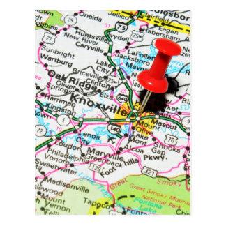 Knoxville、テネシー州 ポストカード