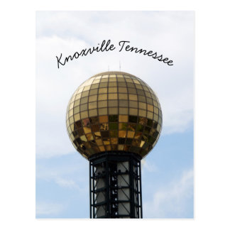 Knoxville Sunsphere ポストカード