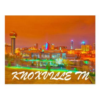 KNOXVILLE TN ポストカード