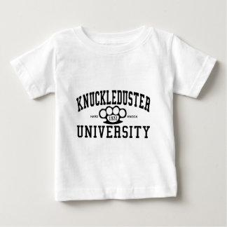 KnuckleDuster大学 ベビーTシャツ