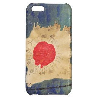 kobayakawaのshuseiのロイヤリティの写真の日本人の旗 iPhone5C カバー