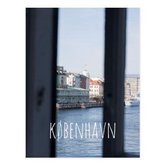 København (コペンハーゲン)の郵便はがき ポストカード