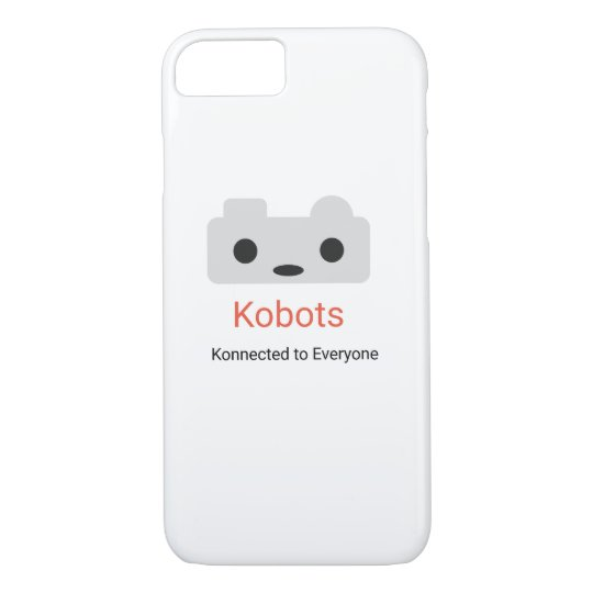 Kobots iPhone 7 Case iPhone 8/7ケース