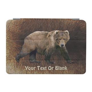 Kodiakはカリブーの毛皮に関係します iPad Miniカバー