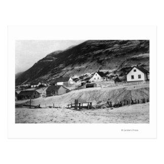 Kodiak、アラスカの写真の早い場面 ポストカード