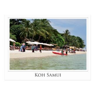 Koh Samui - Thailand ポストカード
