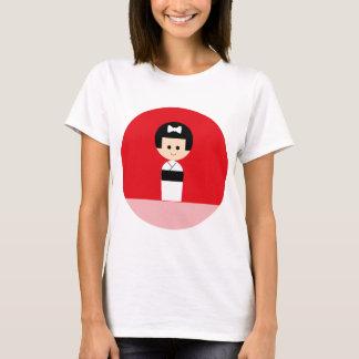 Kokeshi 5 tシャツ