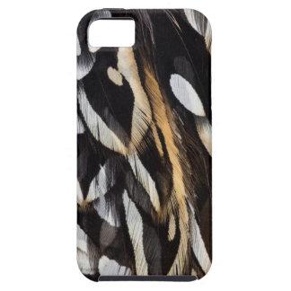 Koklassのキジの羽の抽象芸術 iPhone SE/5/5s ケース