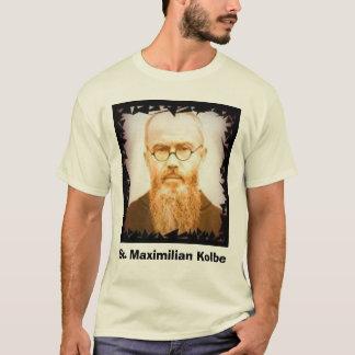 Kolbe、St.マクシミリアンKolbe Tシャツ